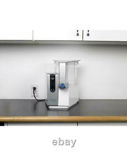 AQUA TRU REVERSE OSMOSIS WATER FILTER MACHINE Countertop + 2 Liquid Minerals