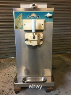Carpigiani 141 pump fed ice cream machine