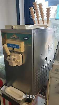 Carpigiani 141p softserve ice cream machine normal 13 amp plug good working orde