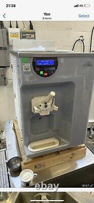 Carpigiani 191 Psp Pump Fed Self Pasteurising Ice Cream Machine, 3 Phase