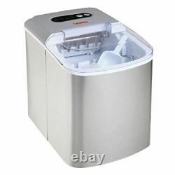Caterlite Countertop Manual Fill Ice Machine Stainless Steel 10kg Output 1kg