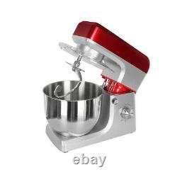 Commercial Electric 7L Countertop Food Mixer Chef Machine Egg Beater Dough Mixer