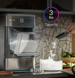 Countertop Nugget Ice Maker Portable Machine Programmable Bluetooth Fast Best