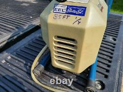 ELectric Eel Model CT Countertop Drain Cleaner Auger Sewer Machine