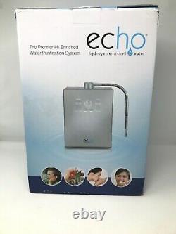Echo 9 Hydrogen Countertop Machine Water Purification System Brand New