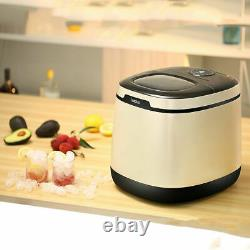 ICEPLUS / ICEFEAST Large capacity Portable Ice Maker Machine for Countertop