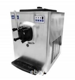 Ice Cream Soft Serve Machine Counter Top Whippy Whipped In Stock