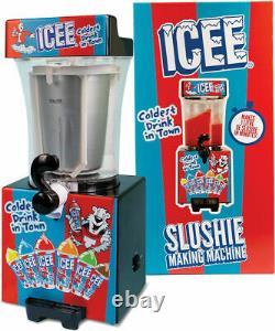 Iscream Genuine Icee Slushie Making Machine Counter Top Use Brand New