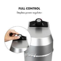 Kitchen Machine Mixer Milkshake Protein Shake 300W 0,9L Stainless Steel Silver