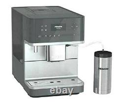 Miele CM6350 OneTouch Fully Automatic Countertop Espresso Machine Lightly used