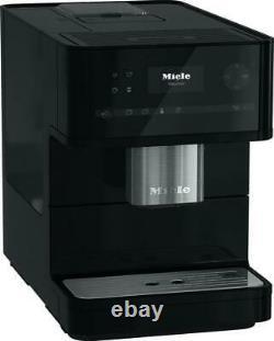 Miele Countertop Coffee Machine Cm6150 Espresso Onetouch White Black Stand New