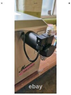 Mussana Boy Ice Cream Whipping cream Machine RRP £2300+VAT Mr Whippy Maker
