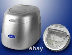 New Deluxe Countertop Portable Ice Cube Maker Machine