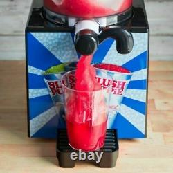 Official Slush Puppie Puppy Machine Home Margaritas Ice Drinks Slushy Kids Party