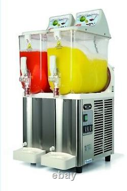 PAY BY INSTALLMENTS Slush puppy machine 2 bowl, 20 litre, reliable, robust