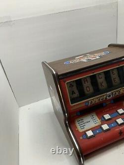 Pacer Poker A Game Of Skill Countertop Poker Machine Digital Controls Inc