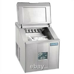 Polar Counter Top Manual Fill Ice Machine 17kg Output G620 Catering Bar Cafe
