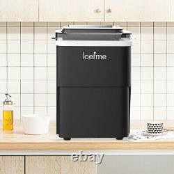 Portable Ice Machine Maker Bar Professional Ice Cube Ice Countertop Icemaker 2L