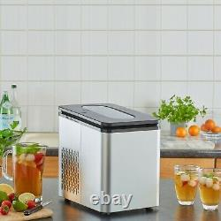 REFURBISHED Neo 1.7L Automatic Electric Ice Cube Maker Machine Counter Top Drink