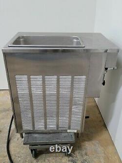 SaniServ Model A7040 Soft Serve Ice Cream Machine 1 Phase 208-230 Volts