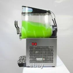 Slush Puppie Machine Frozen Ice Slushie Soft Drink Maker