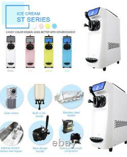 Soft Serve Ice Cream Machine 18 Litre Mini