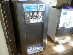 Soft ice cream machine 7 Supreme ice cream