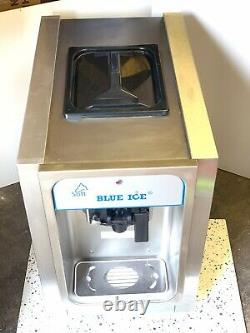 T15 Blue Ice Soft Serve Ice Cream Machine
