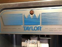 Taylor 152-40 Soft serve ice cream machine 13amp Single Phase