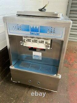 Taylor 161-40 soft whip ice cream machine