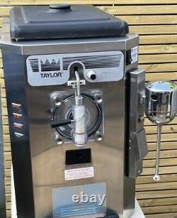Taylor 430 milkshake machine with spinner