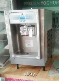 Taylor ice cream/yoghurt machine