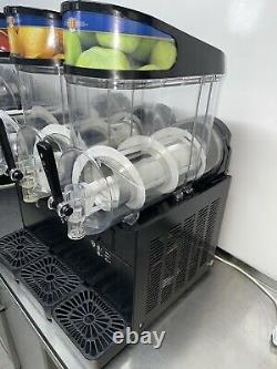 Triple Slush Machine