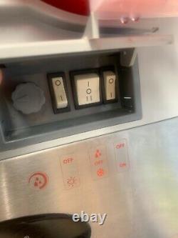 Ugolini commercial slush machine