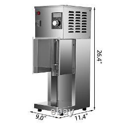 VEVOR Commercial Electric Ice Cream Machine Blizzard Maker Shaker Blender Mixer