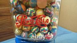 Vtg Drink Pepsi Cola Collectible Gumball Machine Acorn Countertop Store Display